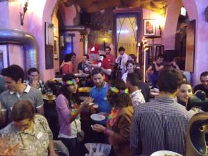 intercambio linguistico espanol ingles: