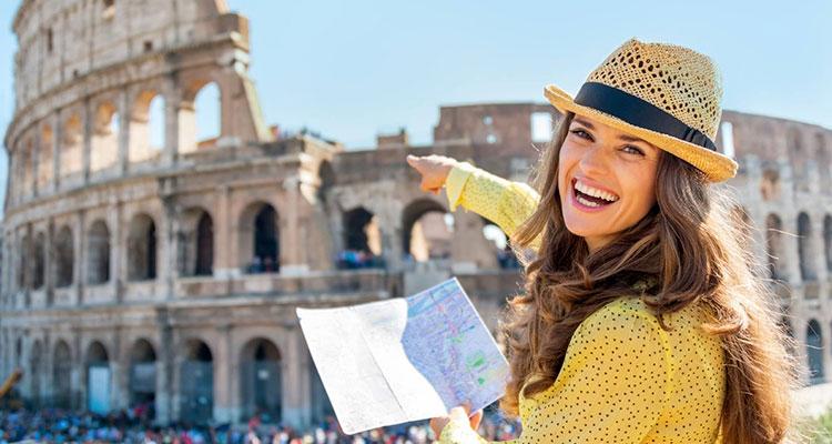 Итальянский путешествовать