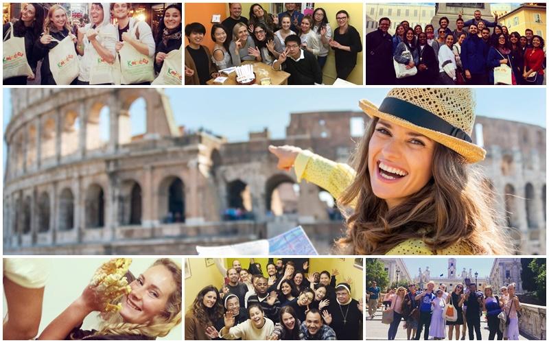collage italian language school rome 4